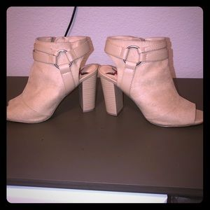 Shoes - Chunky Heels